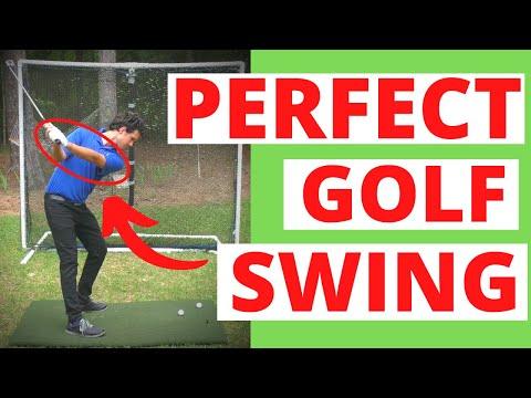 Unlock an Automatic PERFECT Golf Swing [Golf's 80/20 Rule]