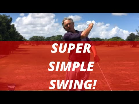 """Super Simple Swing! Create a """"FREE"""" Golf Swing 