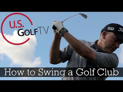 How to Swing a Golf Club Properly – Golf Swing Tips
