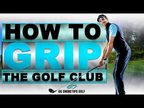 How Your Golf Grip Impacts Accuracy
