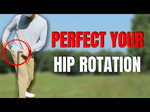 PERFECT YOUR HIP ROTATION WITH THIS SIMPLE TIP