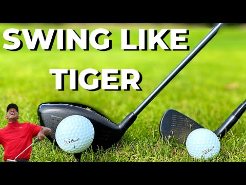 ONE DRILL FOR A PROFESSIONAL GOLF SWING!! (YOU NEED THIS)