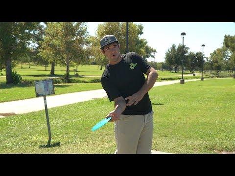 Disc Golf Forehand (Sidearm) Tutorial