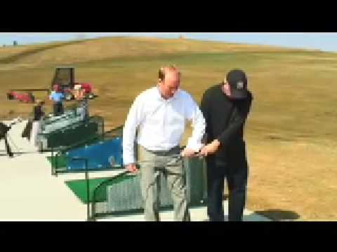 Golf Driving Range Demo