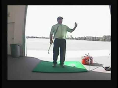 Single Plane Golf Swing Tip