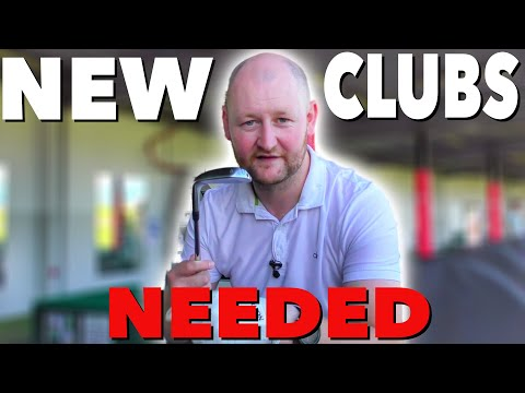 I NEED TO CHANGE CLUBS! SIMPLE GOLF TIPS