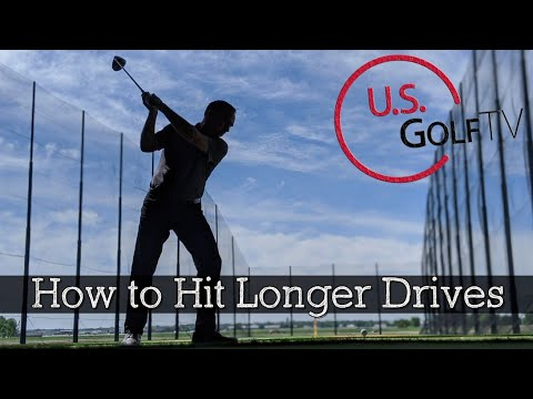 How to Hit the Longest Drives in Your Foursome (IMMEDIATE RESULTS)