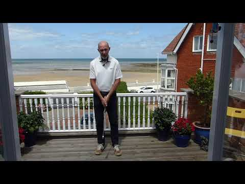 Ball Position & 'Easier Golf' from Your Armchair