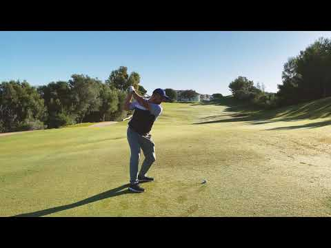 How to nail a par 5 in two with former European Tour pro Gary Murphy