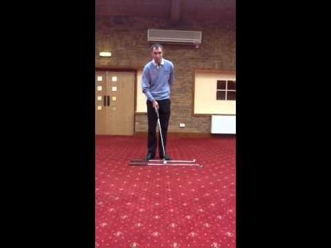 Golf putting tips