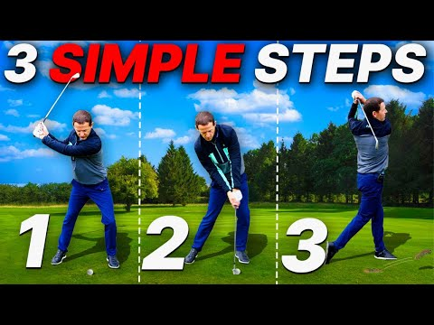How To Strike Your Irons – Learn to COMPRESS your irons with these 3 SIMPLE GOLF TIPS