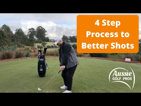 4 Step Process To Better Shots  ( Are You Doing This?)