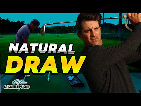 How to Hit Draw Shots Naturally