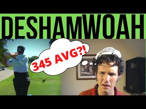 Bryson Dechambeau's POWERFUL Golf Swing [How to BOMB it 345+]