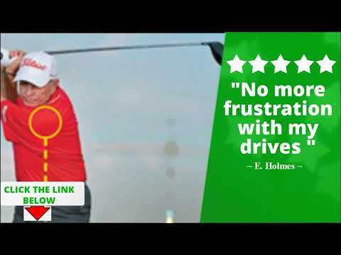 Golf Swing – 3 Tips For A Consistent Golf Swing