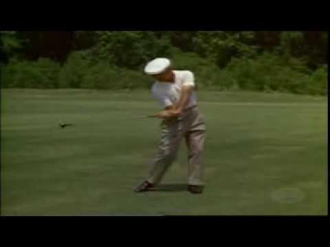 Golf Driving Tips from Ben Hogan Himself