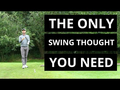 How This ONE SWING THOUGHT can completely change your swing