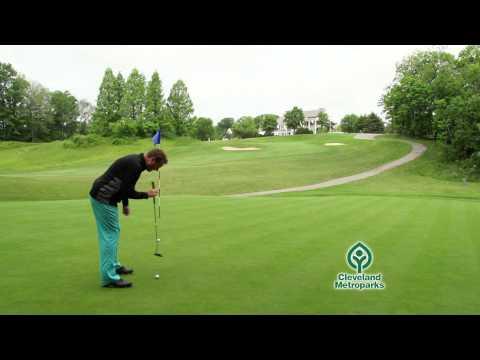Golf Tip Manakiki Putting