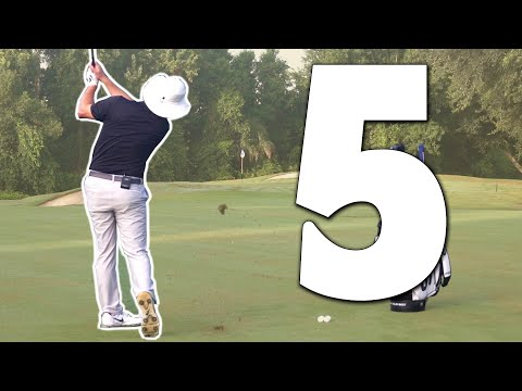 Top 5 Tips For The 80 Yard Golf Shot
