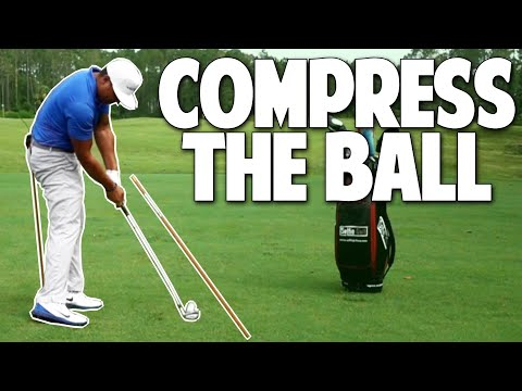 Best Tips To Strike Your Irons Pure and Compress The Ball