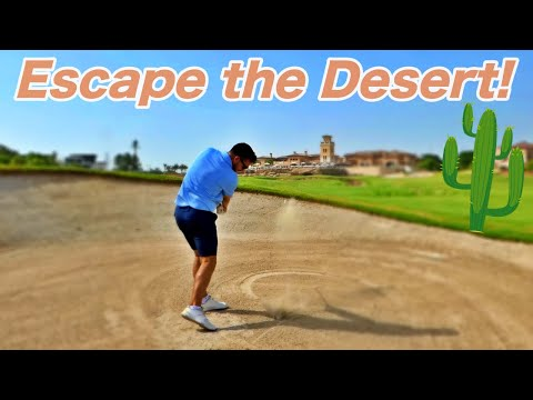 3 TIPS TO HIT OUT OF A FAIRWAY BUNKER   Golf Tips