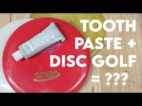 What Does Toothpaste Have To Do With Disc Golf?   Trash Talk Ep. 1