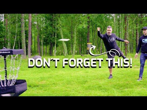 Putt BETTER after This Video | Disc Golf Basics