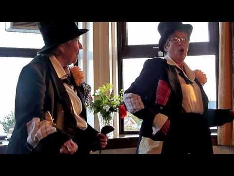 2011 Scottish Seniors — Portpatrick Golfing Ladies Entertain