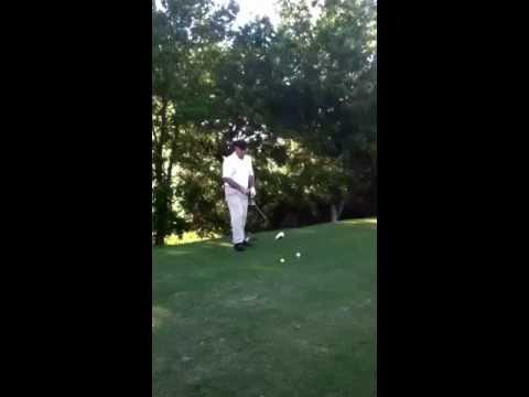 Peter Adams Golf tip driving the ball better