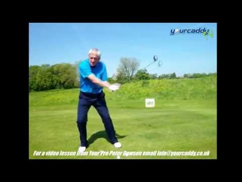 Tip of the day – Driving: Swing speed