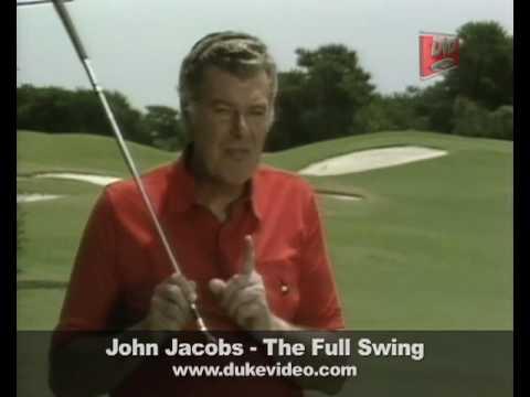 John Jacobs – The Full Swing
