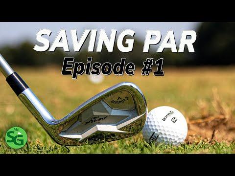 Top Tips to Save Par on the Golf Course – Saving Par Ep 1