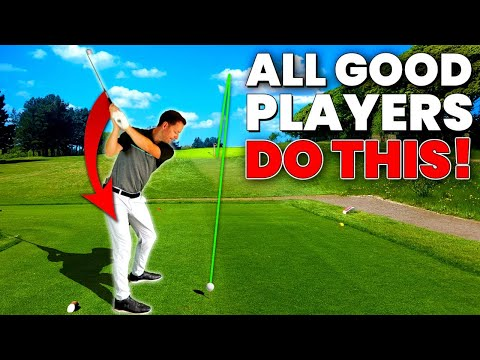 EFFORTLESS GOLF SWING – Start the downswing like a tour pro with this AMAZING DRILL!