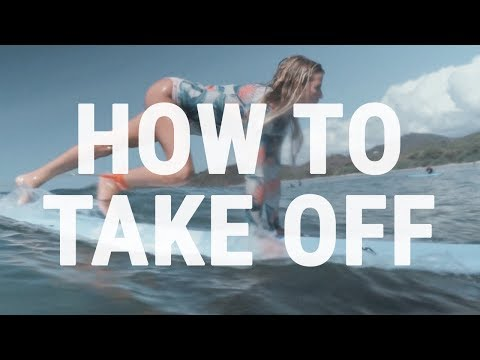 How to Pop Up on a Surfboard | Beginner Take Off Technique
