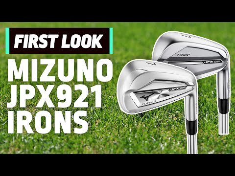 NEW Mizuno JPX921 Irons (Forged, Tour & Hot Metal) | First Look | GolfMagic.com