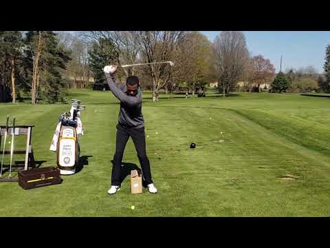 How to Hit Your Irons Like Brooks Koepka with Andre R. Pillow