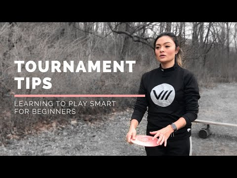Tournament Tips For Beginners