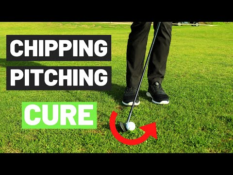 YOU WILL NEVER CHIP AND PITCH THE SAME AGAIN!