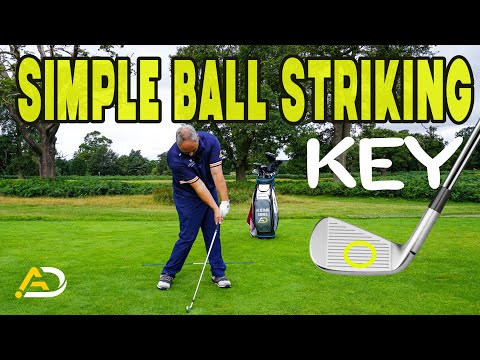 The Best Golf Tip To Strike Your Irons Pure