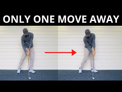 HOW TO FIX YOUR SWING WITH ONE MOVE