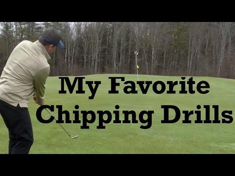 My Three Favorite Chipping Drills – Golf Swing Basics – IMPACT SNAP