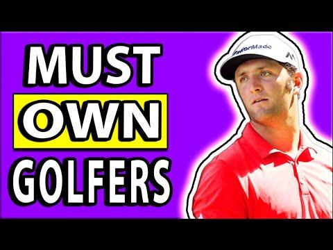 TOUR CHAMPIONSHIP DraftKings DFS MUST OWN Picks | DFS Golf Picks