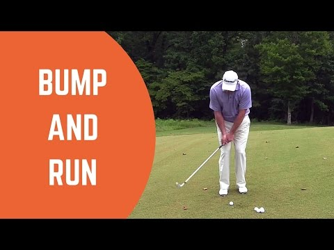 Chipping Tips – Bump and Run – Tyler Dice Golf