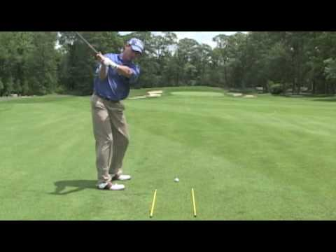 Golf Lessons-Michael Breed – Swing on Plane with the Rods by EyeLine Golf
