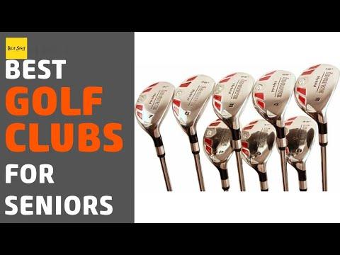 🌵4 Best Golf Clubs For Seniors 2020