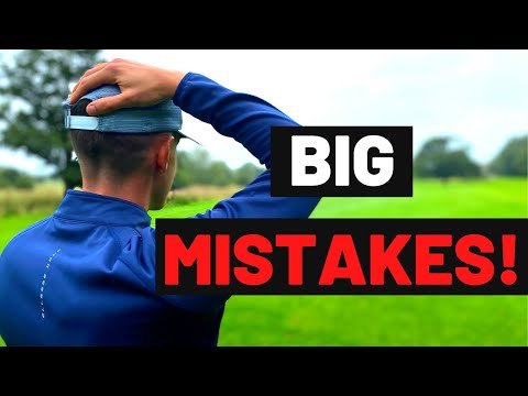 DON'T MAKE THESE GOLFING MISTAKES! Simple golf tips