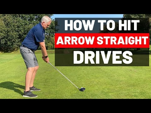 HOW TO HIT DRIVER CONSISTENTLY LONGER AND STRAIGHTER