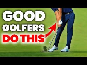 Strike Your Irons Solid – Learn THE POSITION Good Golfers get into in the Golf Swing