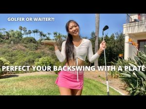 #1 Backswing Drill – Fix Your Swing With a Plate