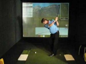 Left Handed Swing Slow Motion – Sam Goulden Golf